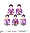 Hina Matsuri: Five-person Bayashi 60904301