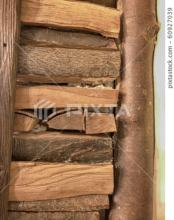 Wood texture or wood background.  60927039