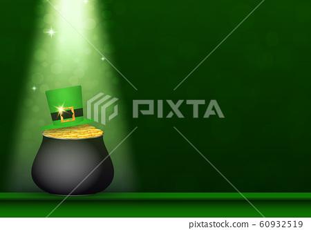 Saint Patricks Day background. 60932519