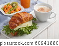 French breakfast 60941880