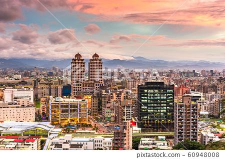 Taipei, Taiwan in Xinyi District 60948008