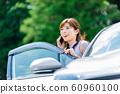 Woman car 60960100