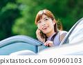 Woman car 60960103