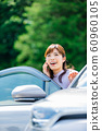 Woman car 60960105