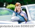 Woman car 60960107