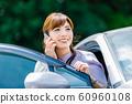 Woman car 60960108