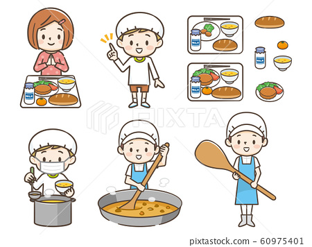 學校午餐套餐 60975401