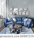 Living room sketch 60987259