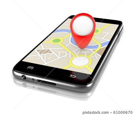 Navigation System App 61000670