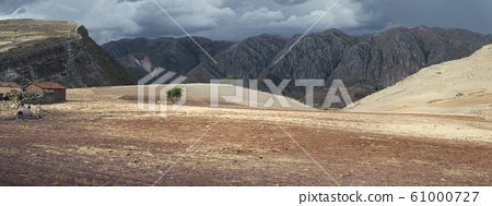 Scenic Panoramic Landscape At Maragua Dormant Volcano 61000727
