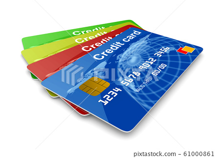 Credit Cards Series 61000861