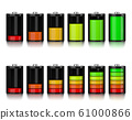 Charge Levels Battery Set 61000866