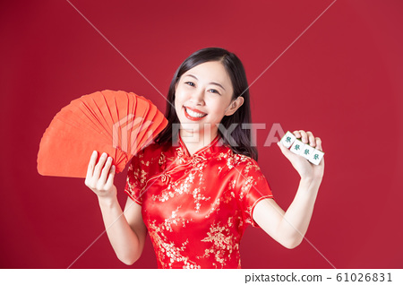 chinese new year concept 61026831