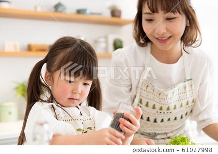 부엌, 부모와 자식, 도와 61027998
