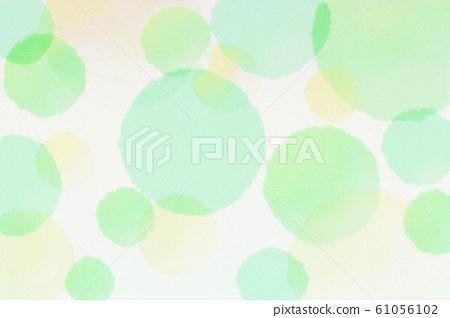 물방울 무늬 (수채화) 61056102