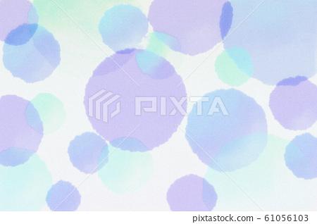 물방울 무늬 (수채화) 61056103
