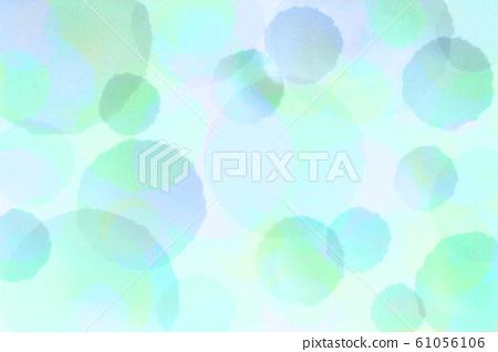 물방울 무늬 (수채화) 61056106