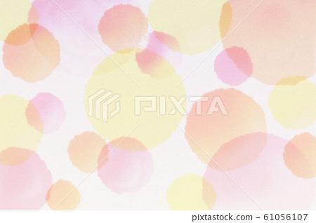 물방울 무늬 (수채화) 61056107