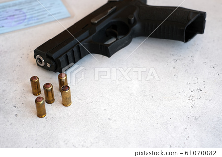 purchased weapons and ammunition, documents. Purchase of 9mm barrel with full set of documents 61070082