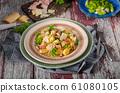 Homemade gnocchi with parmesan chicken 61080105