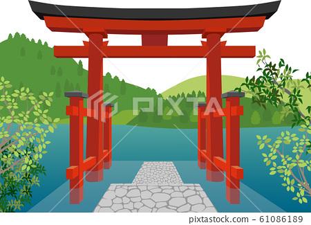 Kyuubu Shrine 61086189