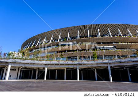 Tokyo / New National Stadium 61090121