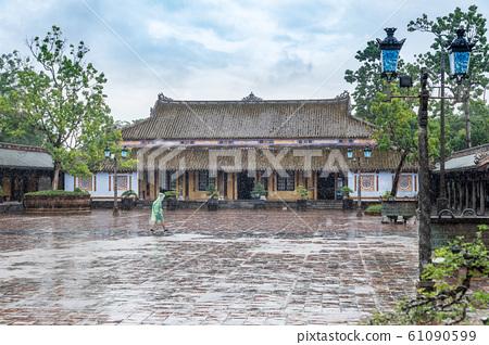 阮王宮庭院 61090599