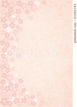 櫻花和紙 61092263