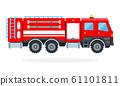 Fire-engine vehicle 61101811