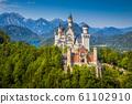 Neuschwanstein Castle, Bavaria, Germany 61102910
