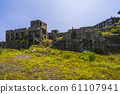 Ruins of the World Heritage Gunkanjima in Nagasaki 61107941
