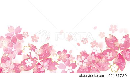 櫻花的插圖 61121789