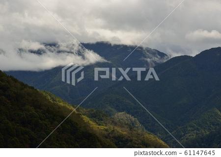山上風景-觀霧雪霸國家公園,台灣    61147645