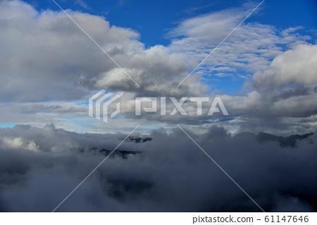 山上風景-觀霧雪霸國家公園,台灣    61147646