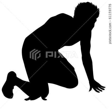 奧運會男子起跑03 61159776