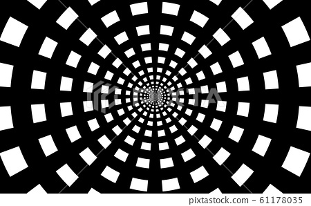 black and white tunnel texture background 61178035