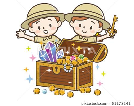 探險和寶藏 61178141