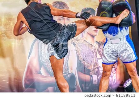Thai boxing 61189813