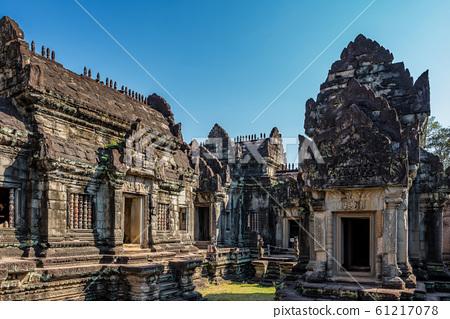 Banteay Samre, a temple at Angkor, Cambodia. 61217078