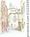 錫耶納,意大利世界遺產 - 小巷街道 61222040