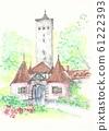 歐洲城市景觀,德國羅滕堡 61222393