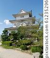 Marugame城堡Tensui 61235296