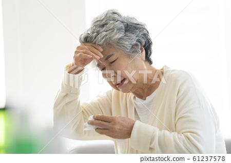 라이프스타일 노인 질병 61237578