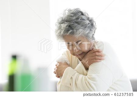 라이프스타일 노인 질병 61237585