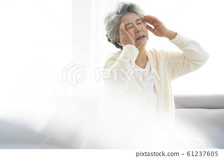 라이프스타일 노인 질병 61237605