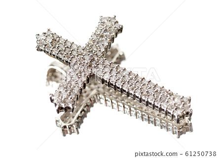 鑽石吊墜 61250738
