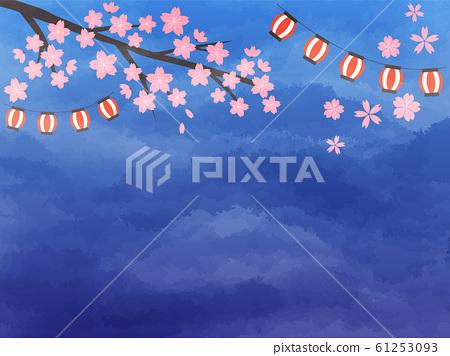 벚꽃 61253093