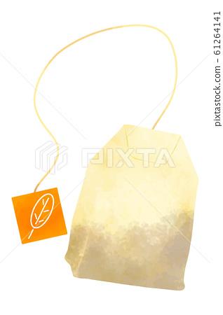 Tea bag 61264141