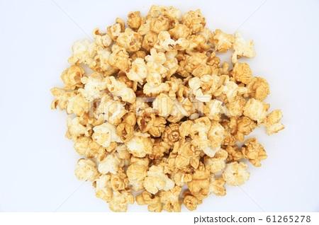 Popcorn @ caramel flavor 61265278