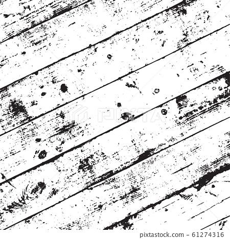 Wood Grunge Texture - Stock Illustration [61274316] - PIXTA